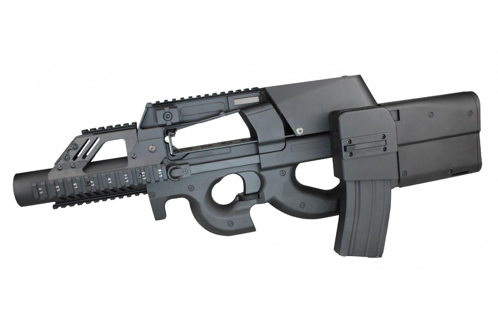 St P90 Tactical Airsoft Gun Air Soft