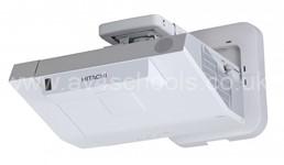 Hitachi CP-AX2505 ultra short throw classroom projector