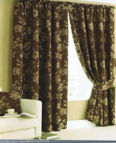 Chocolate Curtains 90 X 72 - Best Curtains 2017