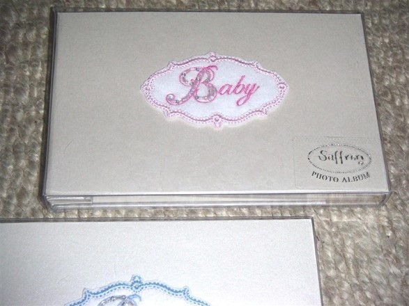 'Baby' photo album (by Saffron)