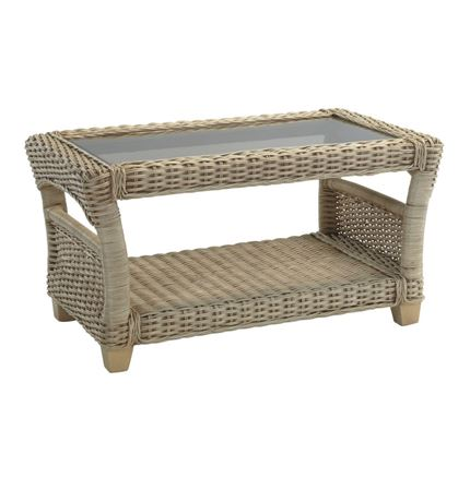 Arlington Coffee Table - Cane Furniture by Desser