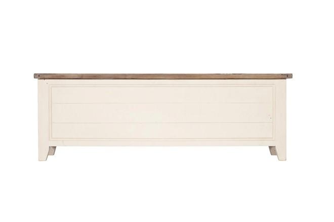 BLANKET BOX - Cotswold Bedroom Furniture