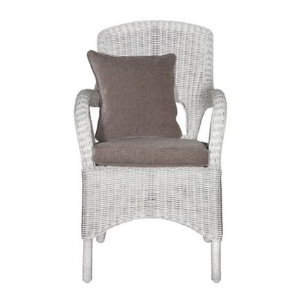 Calabria Chair - White By Pacific Lifestyle