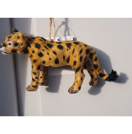 Christmas Decoration - Leopard