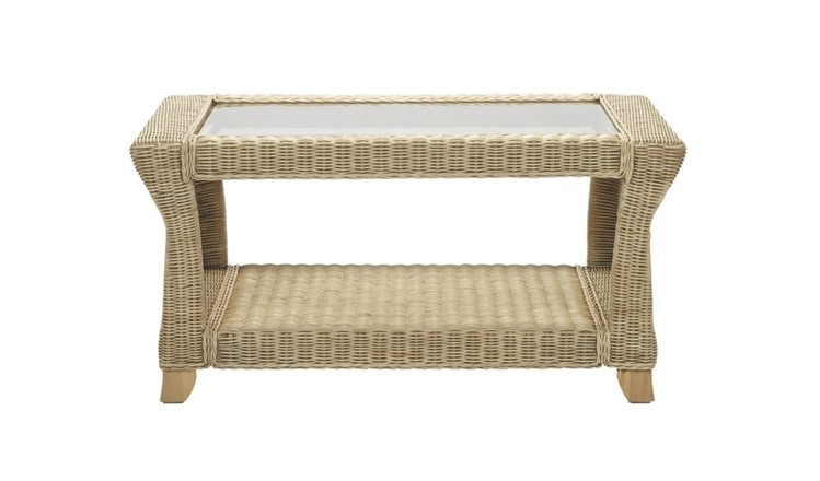 Clifton Coffee Table - Cane Furniture by Desser