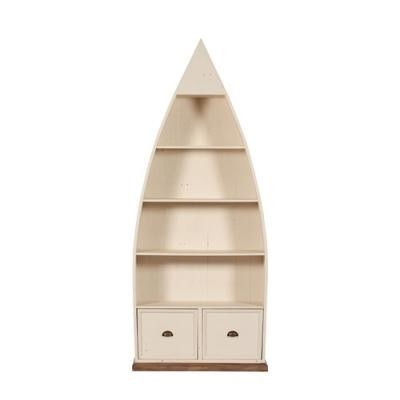 Cotswold Office Furniture - 4 shelf dinghy bookcase