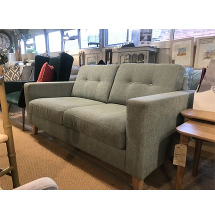 EX DISPLAY Giorgio 2 seater Sofa by Sits