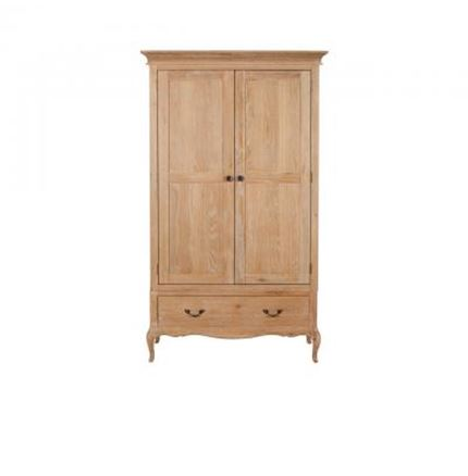 EX DISPLAY - Maison Bedroom Furniture - Double Wardrobe