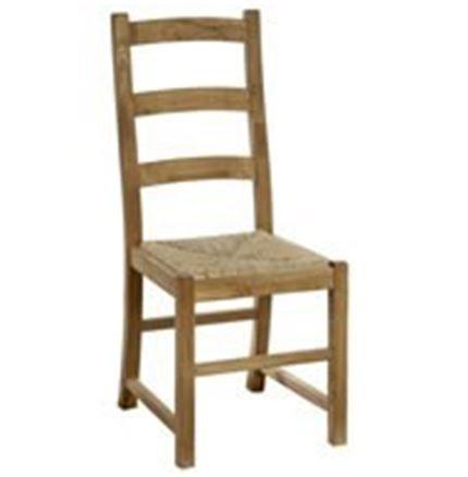 Farm house Oak Dining Chair (solid oak)