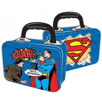 Gadget Tin - Tin Tote - Superman