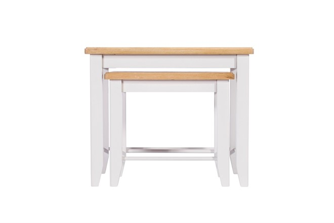 Grasmere Dining Furniture - Nest of Tables