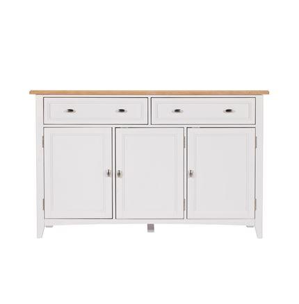 Grasmere Dining Furniture - Wide Sideboard 135cm wide