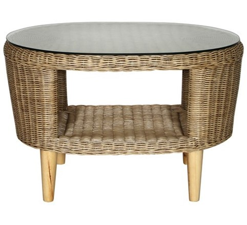 Havana Coffee Table - Natural by Pacific Lifestyle