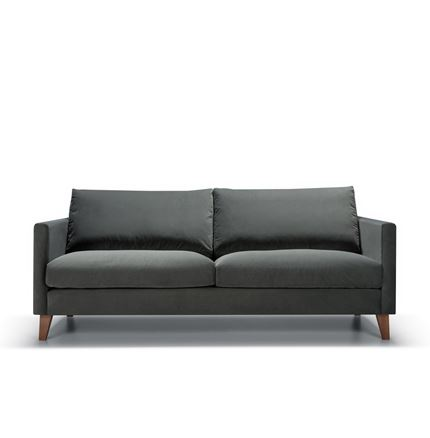 Impulse 2.5 seater Sofa by Sits - in Bellis Dark Grey