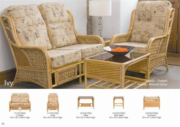 Ivy - Cane Furniture by Pacific Lifestyle (Habasco)