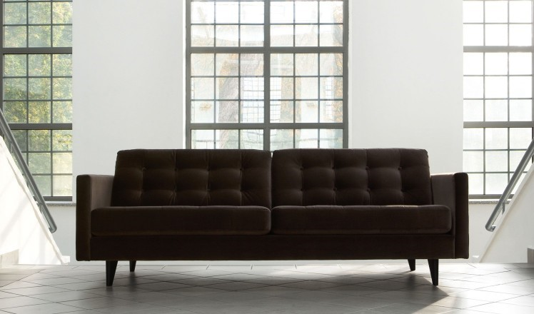 Kalle 3 seater Sofa by Sits