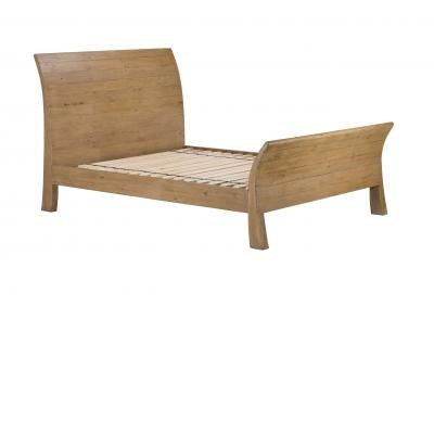 King Size Panel Bed 180cm - Bermuda Bedroom Furniture