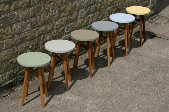 Kinsale Table (40cm) in Farrow & Ball