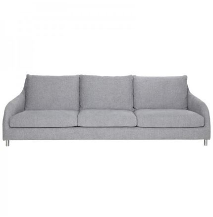 Lily 4 seater Sofa by Sits