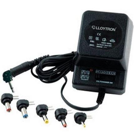 Lloytron A103 300mA Unregulated AC/DC Adaptor
