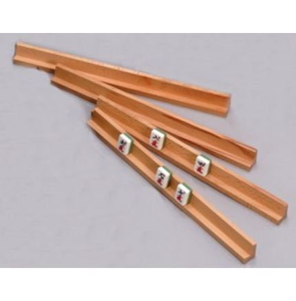 Mah-jong Racks (set of 4)
