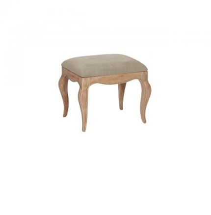 Maison Bedroom Furniture - Upholstered Stool
