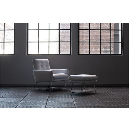Max Armchair with Button Back by Sits