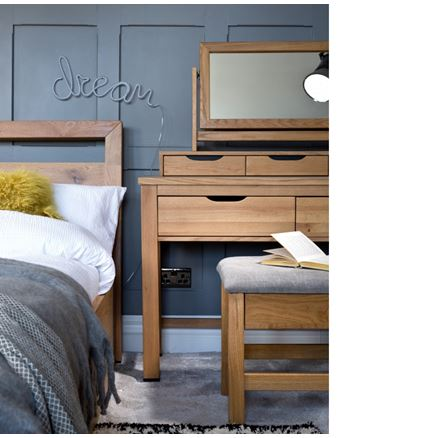 Milan Bedroom Furniture - 5 Drawer Tall Chest