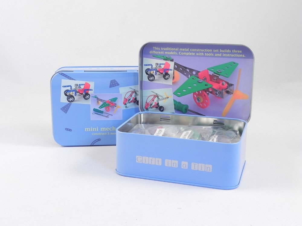 Mini Mechanic  - Gifts in a Tin Range by Apples To Pears