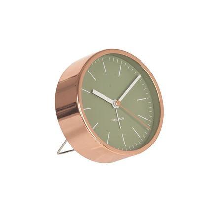 Minimal Clock - Green