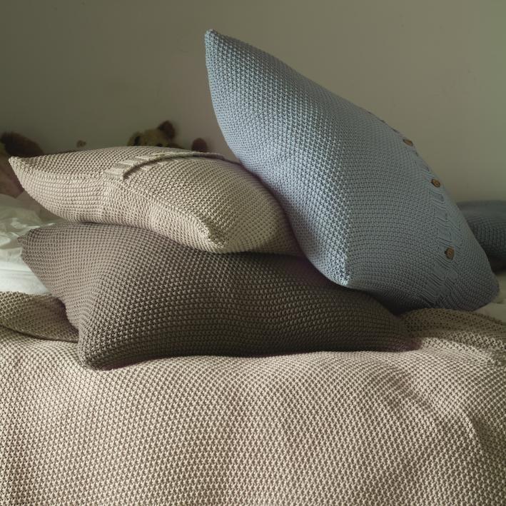 Moss Stich Cushion Cover