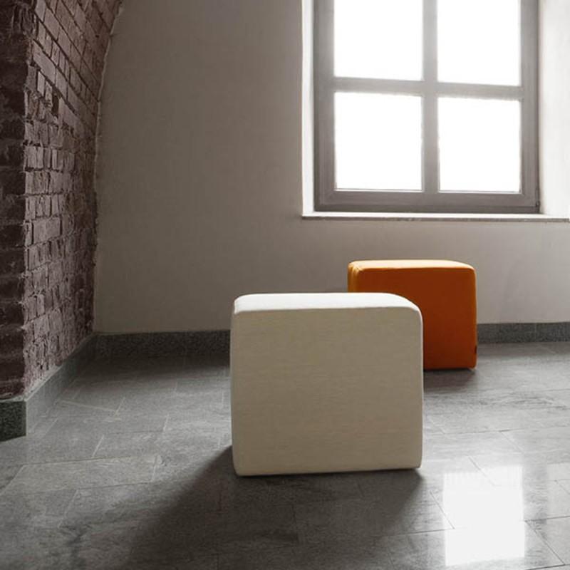 Neppi Footstool / Pouffe by Sits