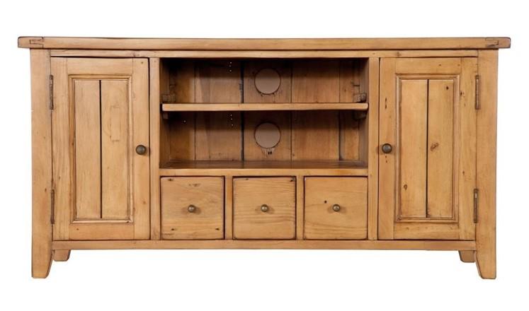 Plasma tv stand / unit - Cranfield Furniture