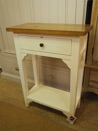 Provence Side table 1 Drawer 1 Shelf - hall stand - - special offer