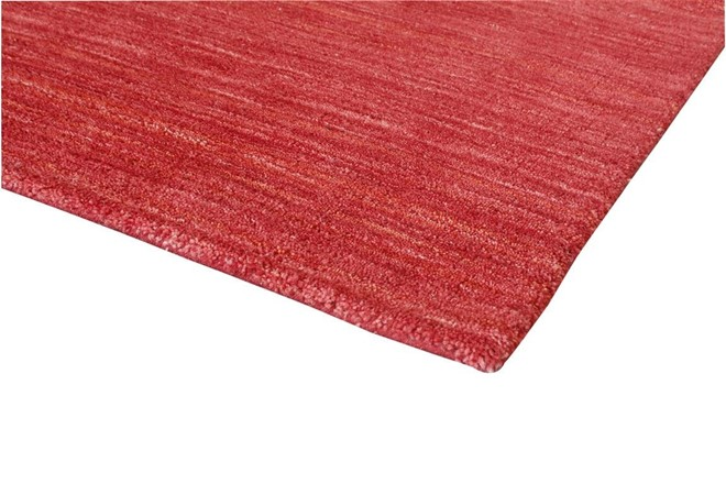 Roma Red wool rug - 160 x 230cm