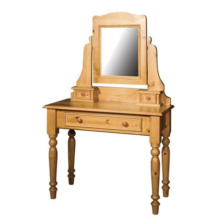 Rossendale Dressing Table and Mirror