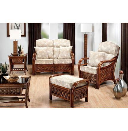 Santiago - Cane furniture by  Desser