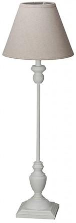 Tall Cream Table Lamp