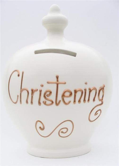 Terramundi money pot - Christening