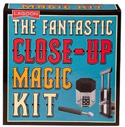 The Fantastic Close-Up Magic Kit by Lagoon