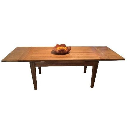 Valence Dining Table 185 Extending