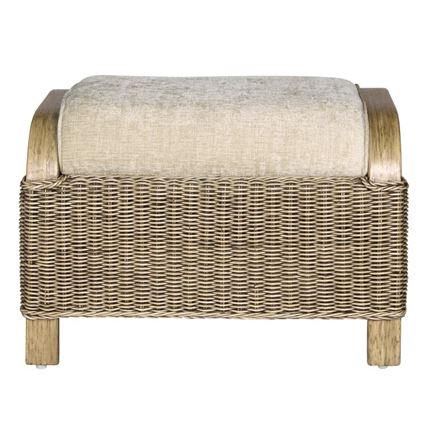Verona Footstool by Pacific Lifestyle