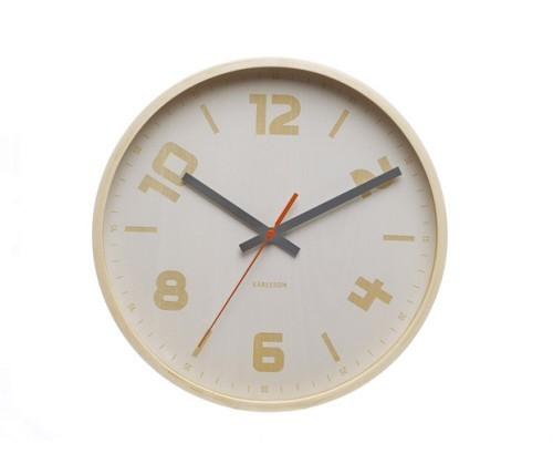 Wall Clock Wood Numbers