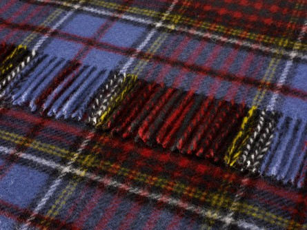 wool blanket online british made gifts anderson tartan knee rug. Black Bedroom Furniture Sets. Home Design Ideas