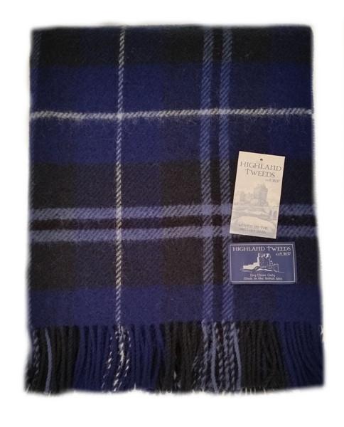 Wool Blanket Online British Made Gifts Douglas Tartan