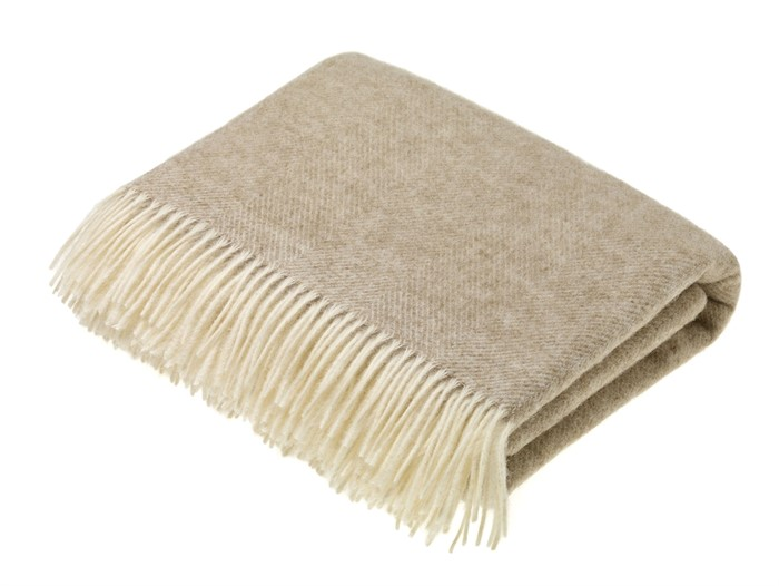 Wool Blanket Online. British made gifts