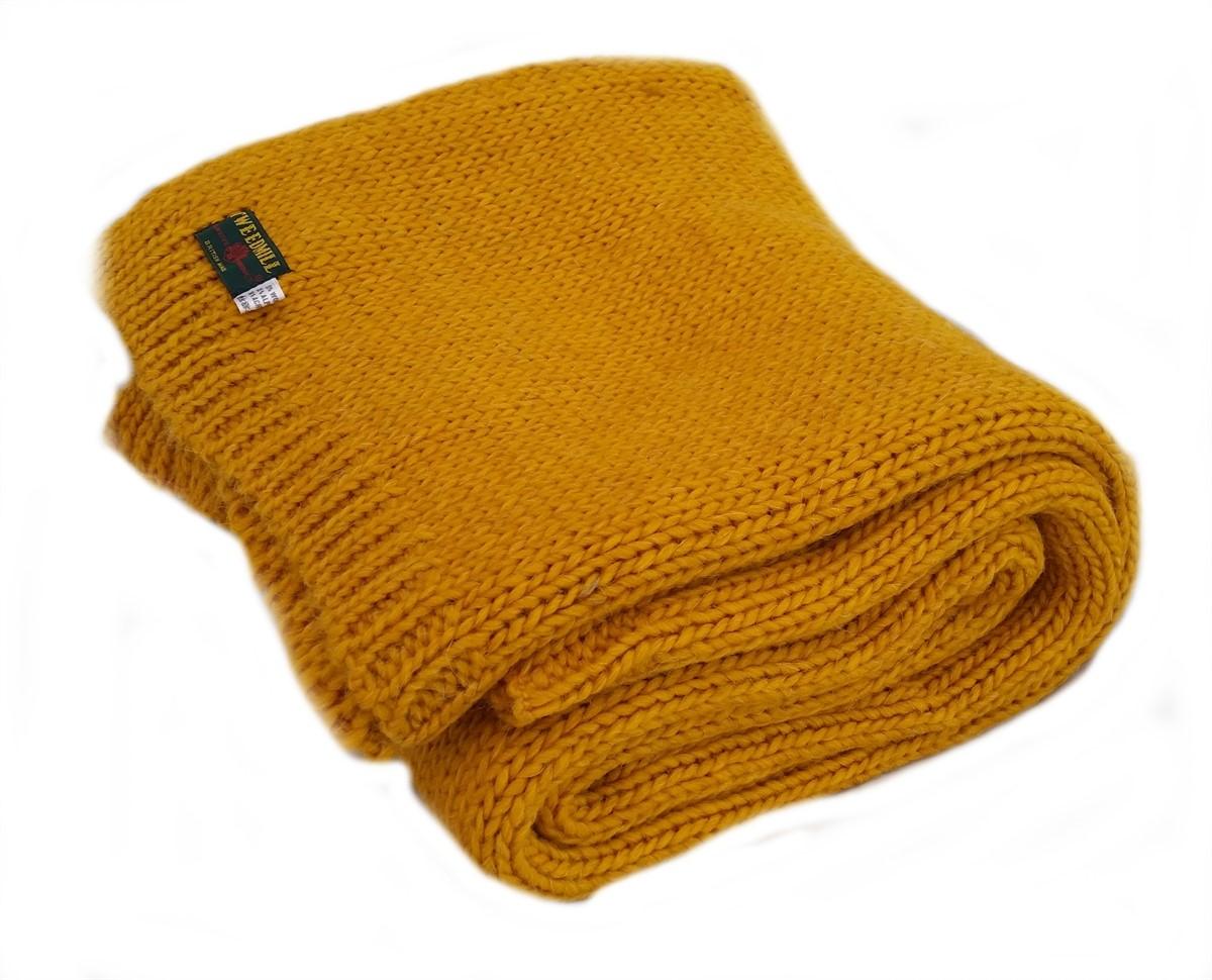 Wool Blanket Online British Made Gifts Knitted Alpaca
