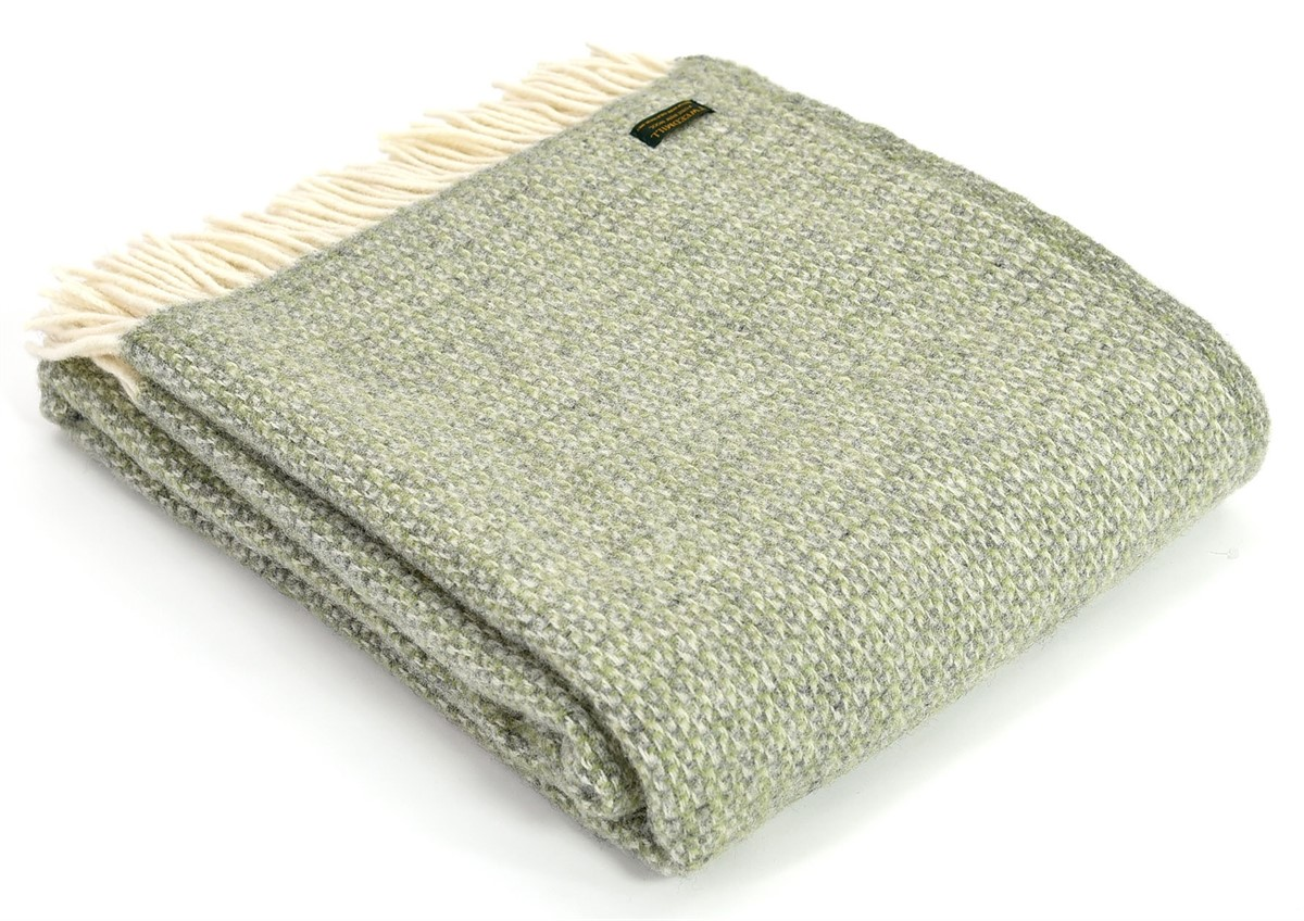 Wool Blanket Online British Made Gifts Illusion Pure New